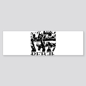 Rebel Bumper Sticker