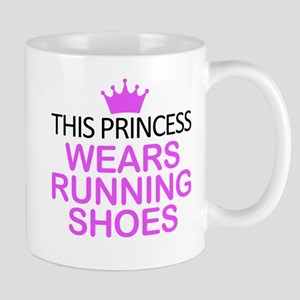 Running Shoes Princess Stainless Steel Travel Mugs