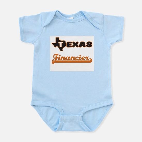 Texas Financier Body Suit