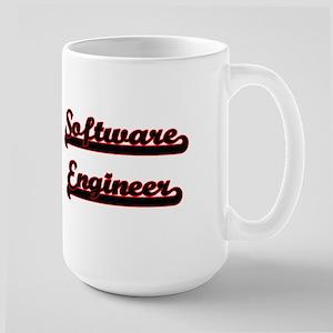 Software Engineer Classic Job Design Mugs
