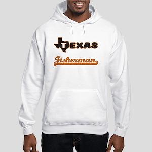 Texas Fisherman Hooded Sweatshirt