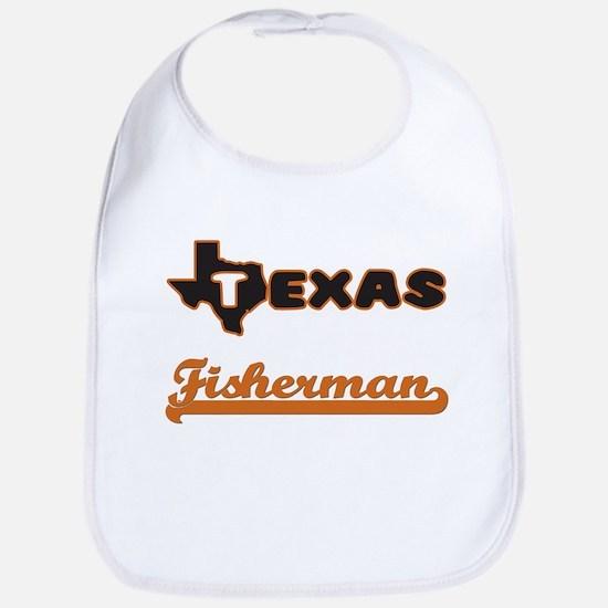 Texas Fisherman Bib