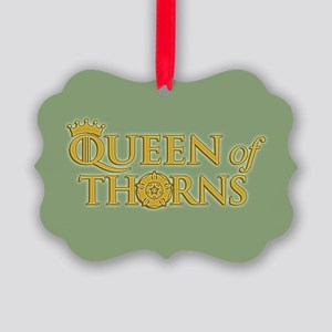 GOT Queen Of Thorns Ornament