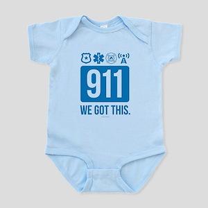 911, We Got This. Body Suit