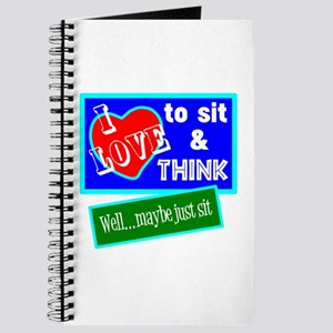 Sit And Think Journal