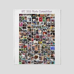 Rfc Photo Contest Throw Blanket