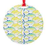 Trevally Pattern 1 Ornament