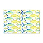 Trevally Pattern 1 Posters