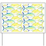 Trevally Pattern 1 Yard Sign