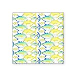 Trevally Pattern 1 Sticker