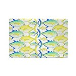 Trevally Pattern 1 Magnets