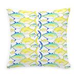 Trevally Pattern 1 Everyday Pillow