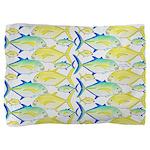 Trevally Pattern 1 Pillow Sham