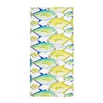 Trevally Pattern 1 Beach Towel