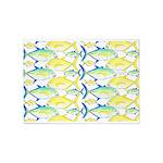 Trevally Pattern 1 5'x7'Area Rug