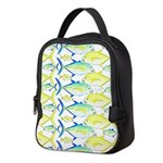 Trevally Pattern 1 Neoprene Lunch Bag