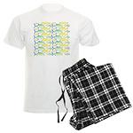 Trevally Pattern 1 Pajamas