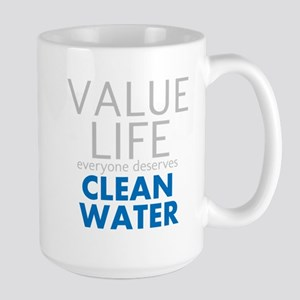 Value Life - Clean Water Mugs
