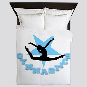 Gymnastics Queen Duvet