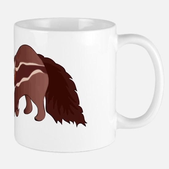Anteater Meets His Lunch Mug