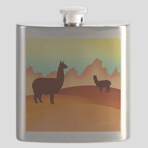 2 alpacas 2 Flask