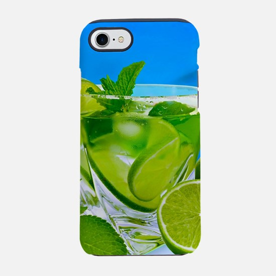 Fresh Water With Lemons And Mi iPhone 7 Tough Case