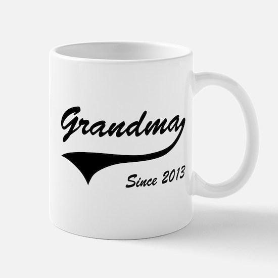 Grandma Since 2013 Mugs