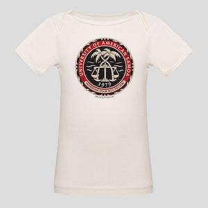 Uni. of American Samoa - Bett Organic Baby T-Shirt