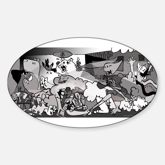 Guernicaraca Decal