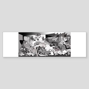 Guernicaracas Bumper Sticker