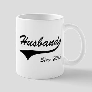 Husband Since 2013 Mugs