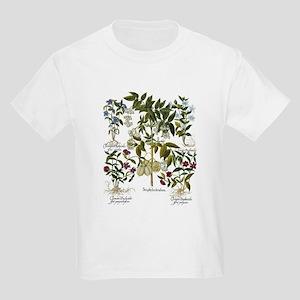 Vintage Flowers by Basilius Besler T-Shirt