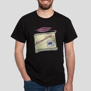 Accounting Degree Dark T-Shirt