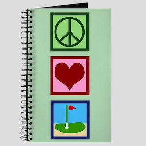 Golf Green Journal