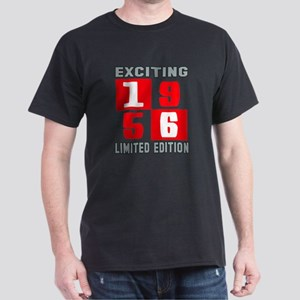 Exciting 1956 Limited Edition Dark T-Shirt