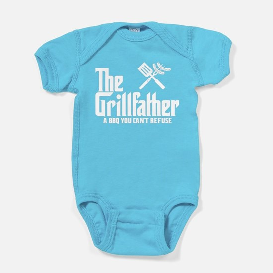 The Grillfather Baby Bodysuit