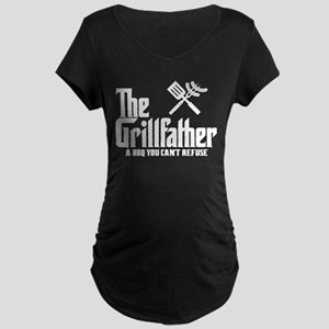 The Grillfather Maternity T-Shirt