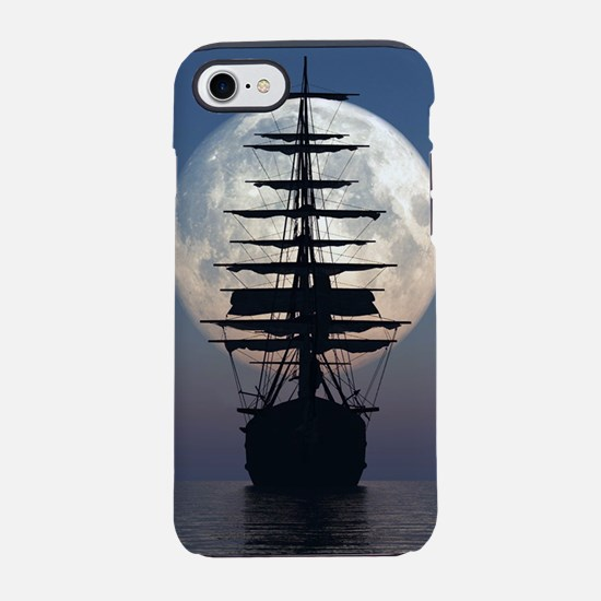 Ship Sailing In The Night iPhone 7 Tough Case