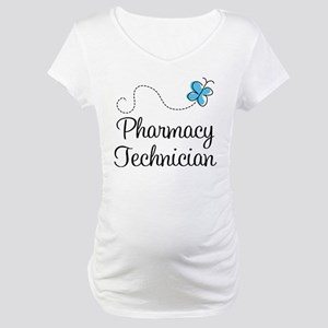 Pharmacy Technician Maternity T-Shirt