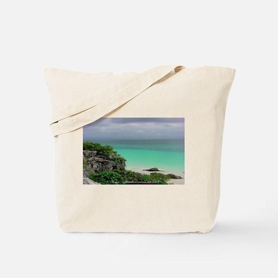 Mexican Coast Tote Bag