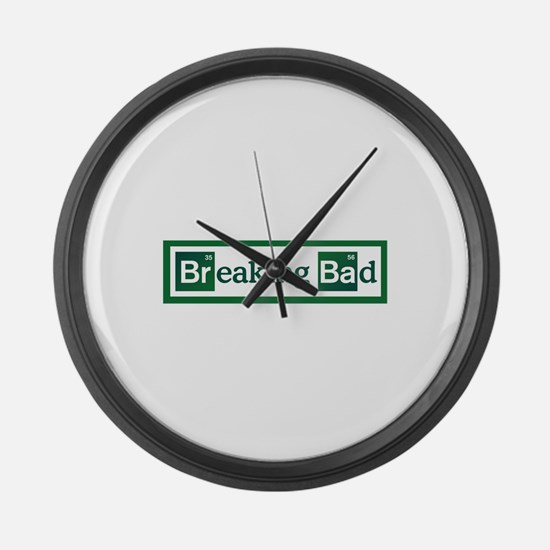 Breaking Bad Large Wall Clock