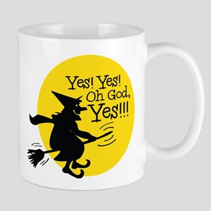Funny Halloween Witch Halloween Mugs