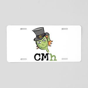 CMh 1 Aluminum License Plate