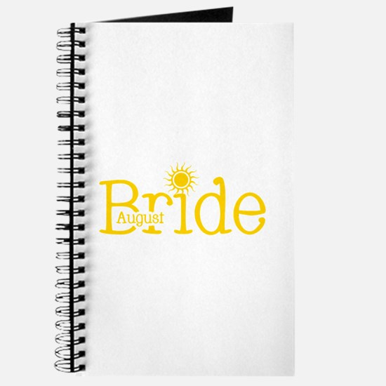 August Bride Journal