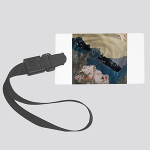 Great Wall Large Luggage Tag