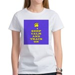 Keep Calm & Track On T-Shirt