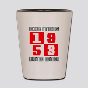 Exciting 1953 Limited Edition Shot Glass