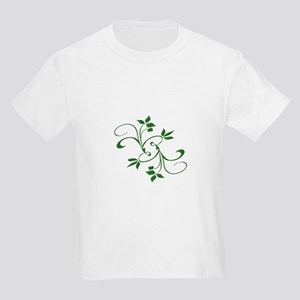 Green Leaves T-Shirt