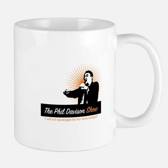 The Phil Davison Show Mugs