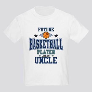 Future Basketball Player Like My Uncle T-Shirt